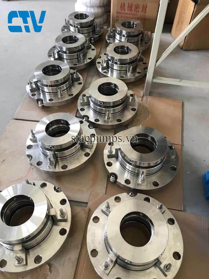 Phớt máy bơm công nghiệp vật liệu chất lượng cao