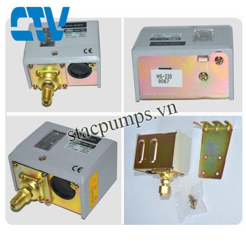 Công tắc áp suất Relay HS 230
