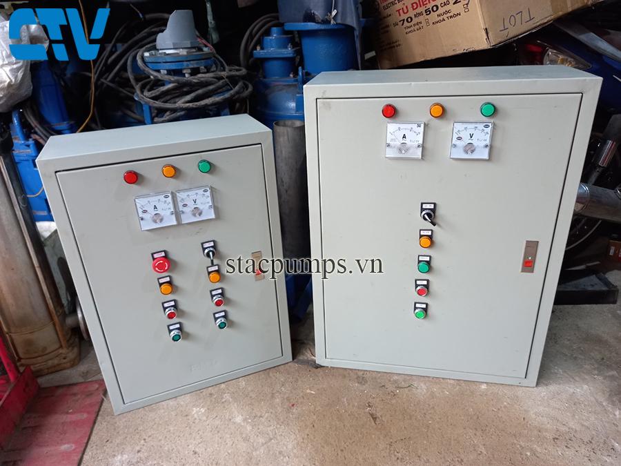 Đơn vị chuyên cung cấp, thiết kế, lắp đặt tủ điện điều khiển máy bơm nước